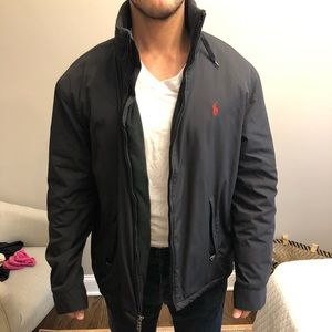 Polo Ralph Lauren Men's Perry Jacket Fleece !